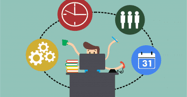 como fazer a gestão do tempo