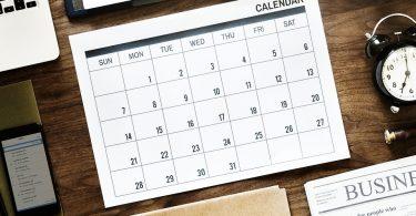 maneiras práticas de manter a rotina organizacional