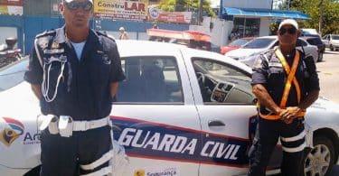 Concurso público Guarda Municipal Araruama RJ