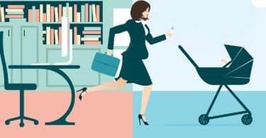 acolher melhor as mães no mercado de trabalho