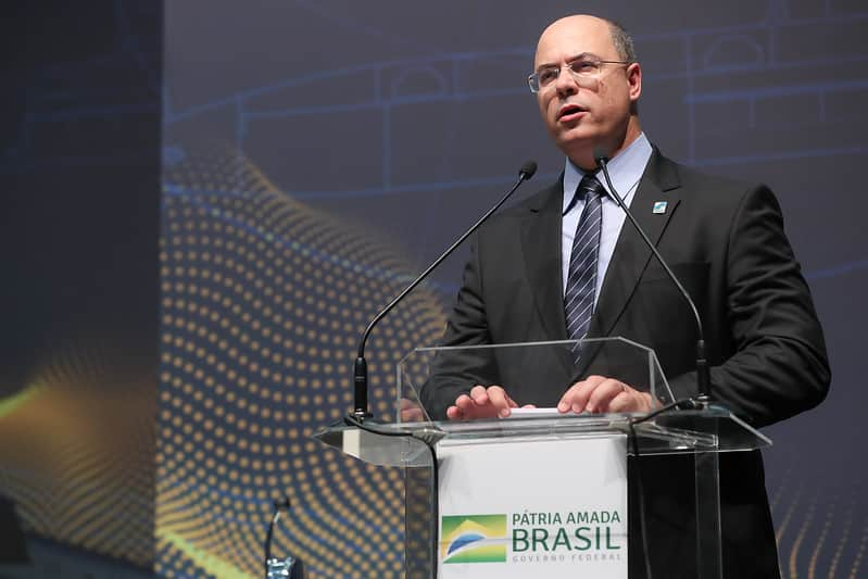 Abertura do comércio com data estimada, segundo Witzel