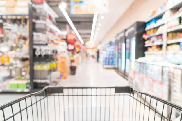 rede de supermercados